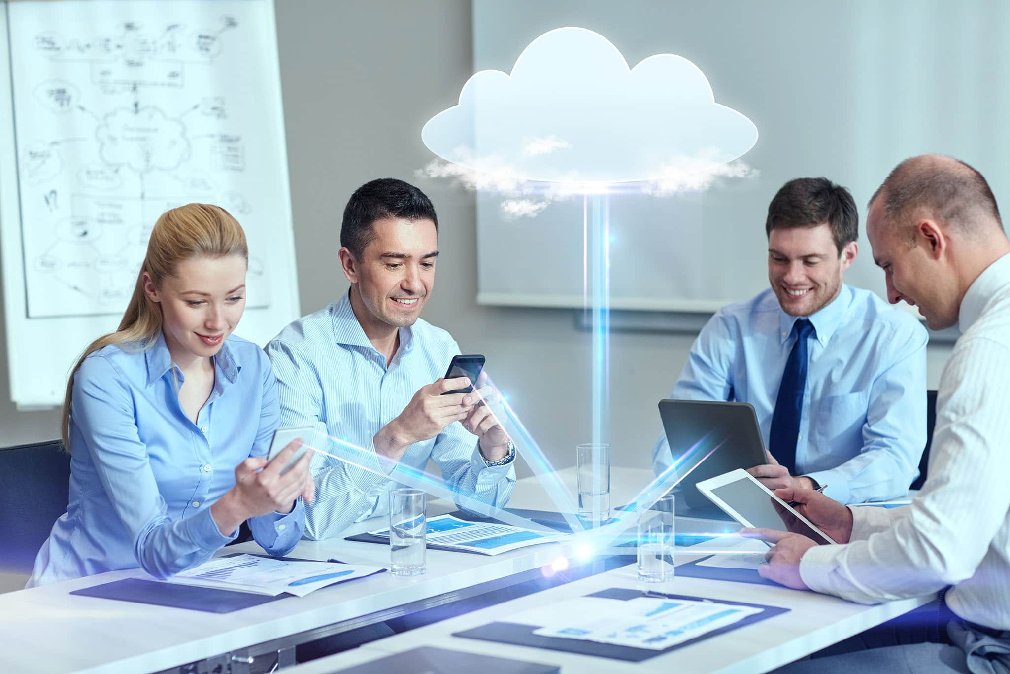 Cloud Servers and their Role in Business