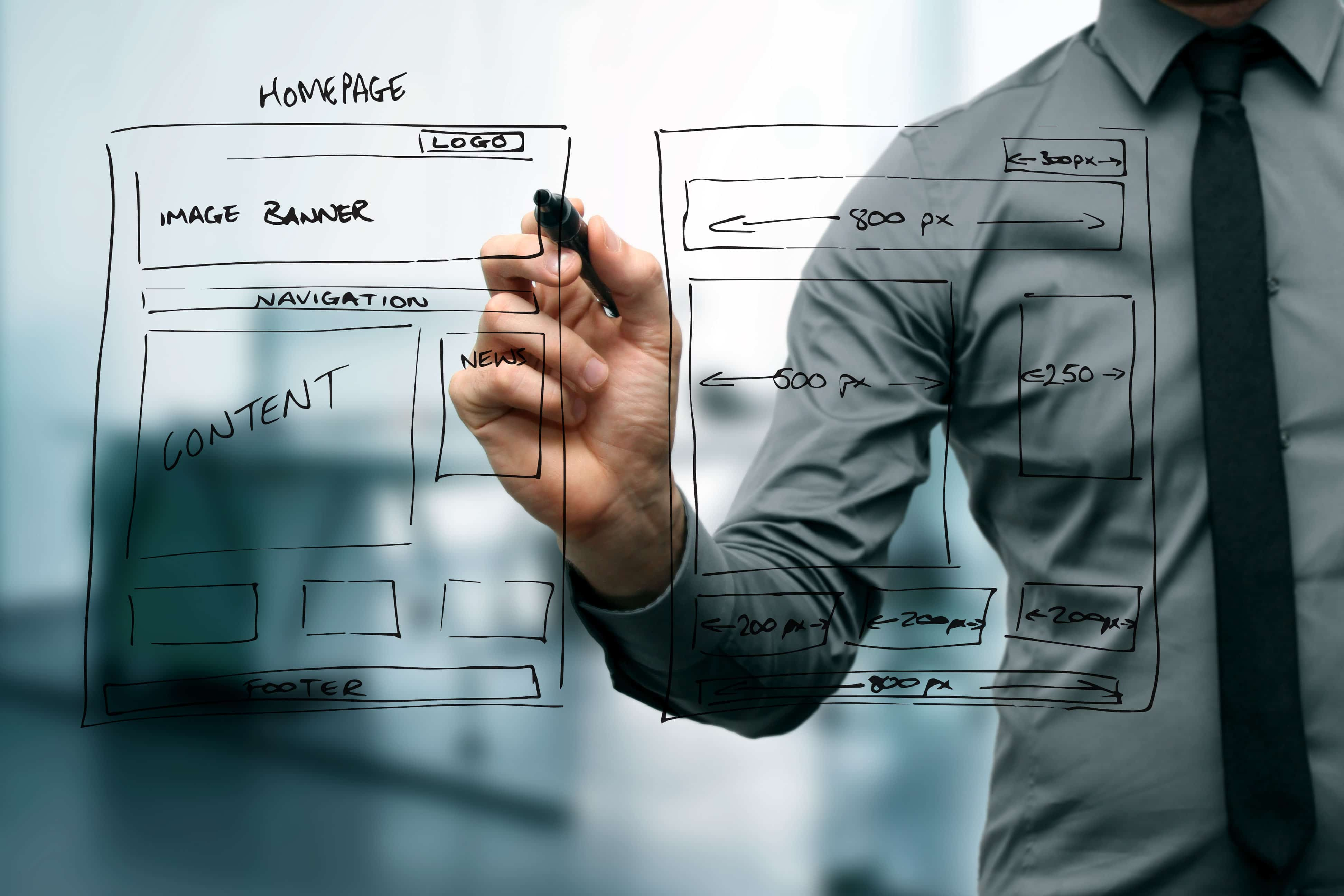 Easily Managed Web Solutions